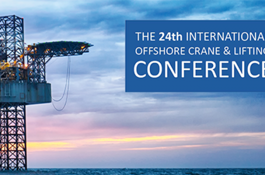 The 24th international offshore lifting and crane conference 2019